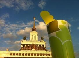 Благотворительный проект «Морковная стела»